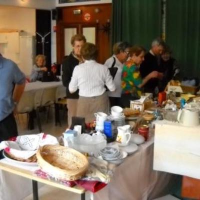 Bring & Buy / Brocante du 24 avril 2010 Maison des Combattants à Toulon