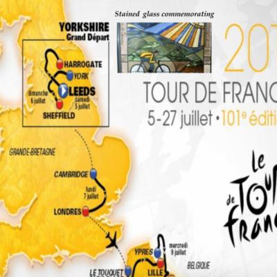 Tour de France 2014 en Grande Bretagne