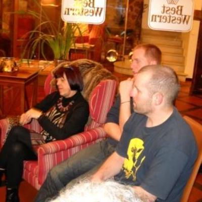 British club l'aperitif 22 janvier 2010