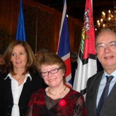 60ème anniversaire de la création de France-Grande-Bretagne Nantes