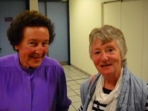 Mme Patricia PURSER et Mme Judith HARRISON