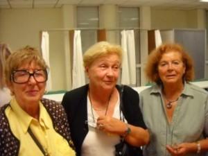 Mme Marie-Jeanne ARRIGHI ; Mme Yvette BOCHERENS ; Mme Solange ANDRZEJCZAK