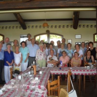 Repas de fin de saison 30 juin 2012