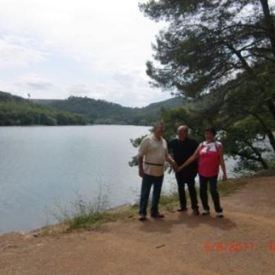 Lac de Carces 5 juin 2011
