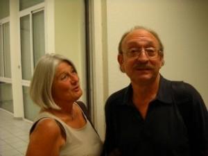 Mme Betty CHATAGNON et M Gérard GARCIA