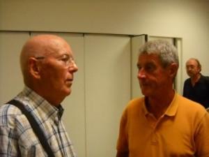 M André GODARD et M. Stéphane CHATAGNON
