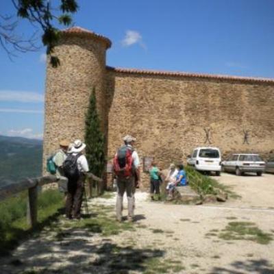 Randonnée à la Chartreuse de la Verne le 13 mai 2012