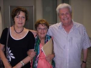 Mme CANEPARO ; Mme Arlette VANNUCCI et M Jean CANEPARO
