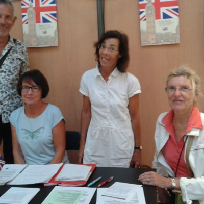 FORUMS DES ASSOCIATIONS : TOULON  9 – 12 septembre 2015 et    LA SEYNE SUR MER 12 septembre 2015