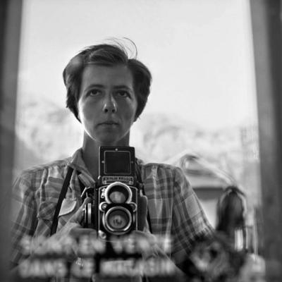 """VISITE GUIDÉE Exposition """"Vivian Maier : un itinéraire des Etats-Unis au Champsaur"""" 15 septembre 2016"""