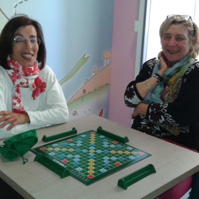Scrabble anglais du samedi 18 février 2017
