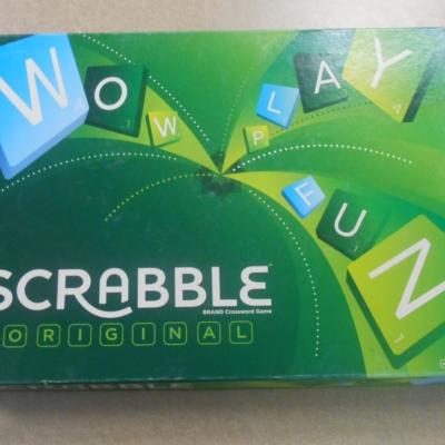 Scrabble anglais du 24 mars 2018