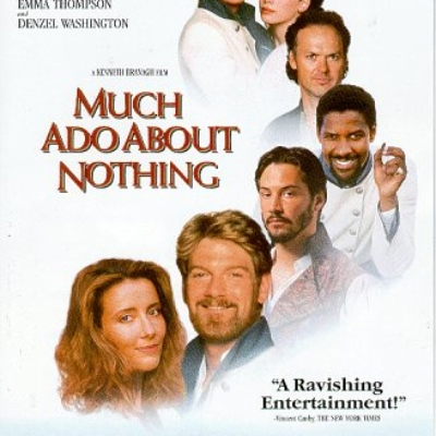"""CINÉ-CLUB ANGLAIS 25 avril 2018 : """"Much Ado about nothing"""""""
