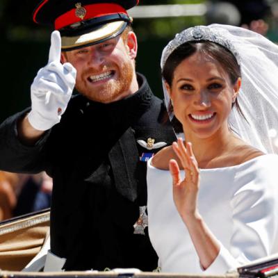 MARIAGE HENRY DE WALES et MEGHAN MARKLE 19 mai 2018