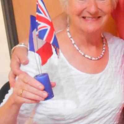 Hommage à Judy HARRISON