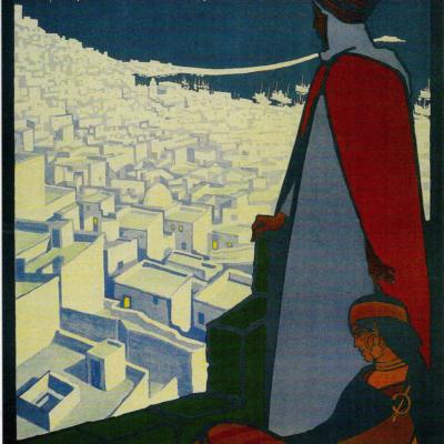 """""""Les Anglais en Algérie de 1830 à 1930"""" par Bernard Sasso Toulon 13 octobre 2018"""