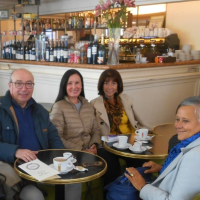 SATURDAY COFFEE 13 avril 2019