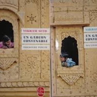 «UN GARCON CONVENABLE  de  Vikram Seth» par Valérie Krol – Mai 2019