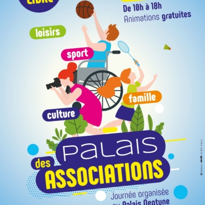 Palais des Associations 21 septembre 2019