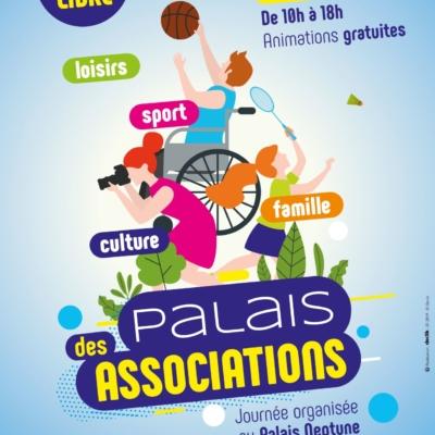 Palais des Associations 21 septembre 2019