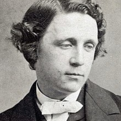 """Charles Lutwidge Dodgson alias Lewis Carroll (1832 – 1898)"" par Bernard Sasso 20 novembre 2019"
