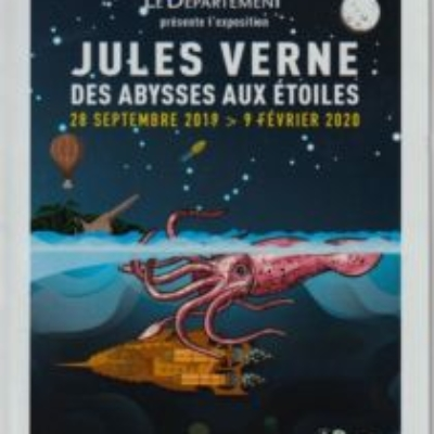 """""""Jules VERNE et l'Outre-Manche : de l'anglophilie à l'anglophobie"""" par Bernard SASSO 24 janvier 2020"""