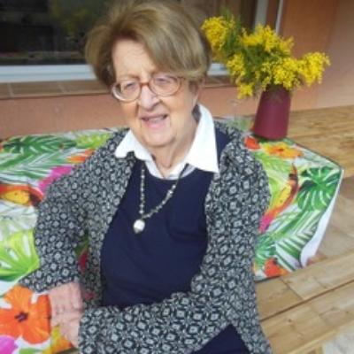 Hommage à Monique Faouen             1930 – 2020