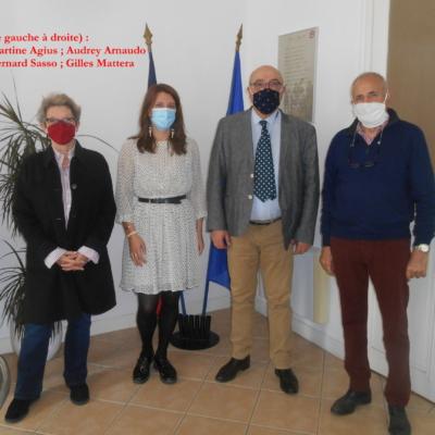 RENCONTRE AFGB Toulon Var // Audrey ARNAUDO 22 février 2021